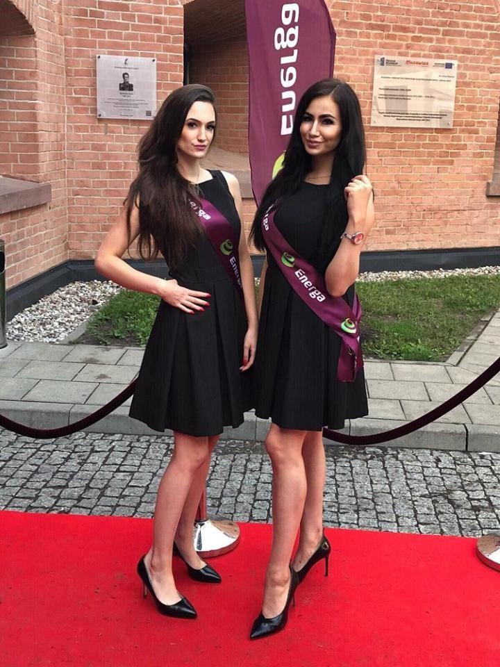 hostessy i modelki na targi oraz bankiety